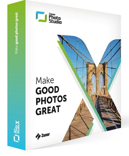 Zoner Photo Studio Pro 19.1612.2.13 RePack by Diakov