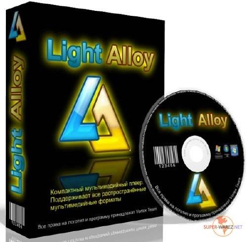 Light Alloy 4.9.0 Build 2318 Final + Portable