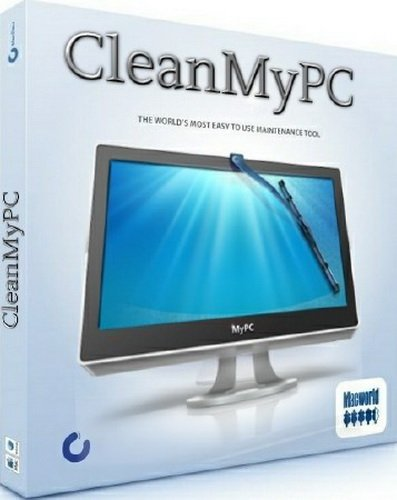 CleanMyPC 1.8.3.623 RePack by Diakov