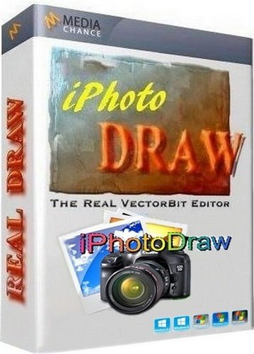 iPhotoDraw 2.2.6205 Portable (ML/Rus)