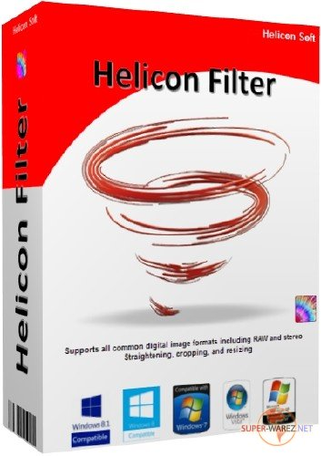 HeliconSoft Helicon Filter 5.6.3.3