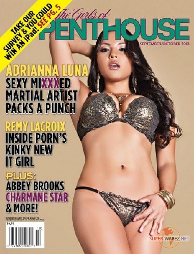 The Girls of Penthouse №9-10 (september-october 2013)