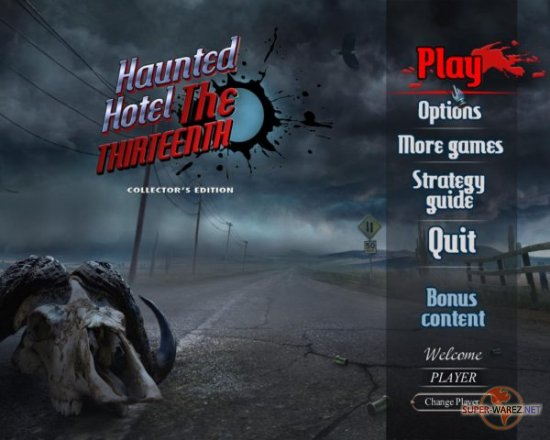 Haunted Hotel 13: The Thirteenth Collectors Edition (2016/ENG)