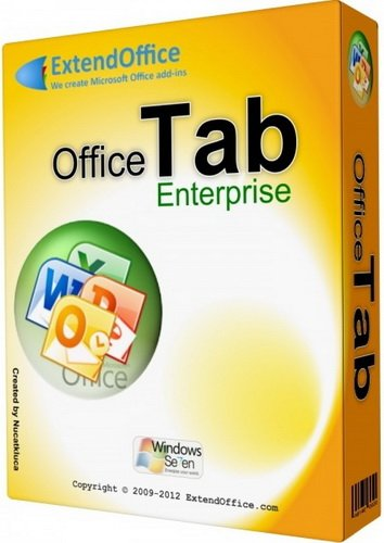 Office Tab Enterprise 12.0.0.228 RePack by Diakov