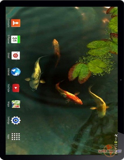 Water Garden Live Wallpaper 1.52 [Android]