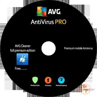 AVG AntiVirus Security PRO For Fhones / Tablets v5.9.2.3 [Android]
