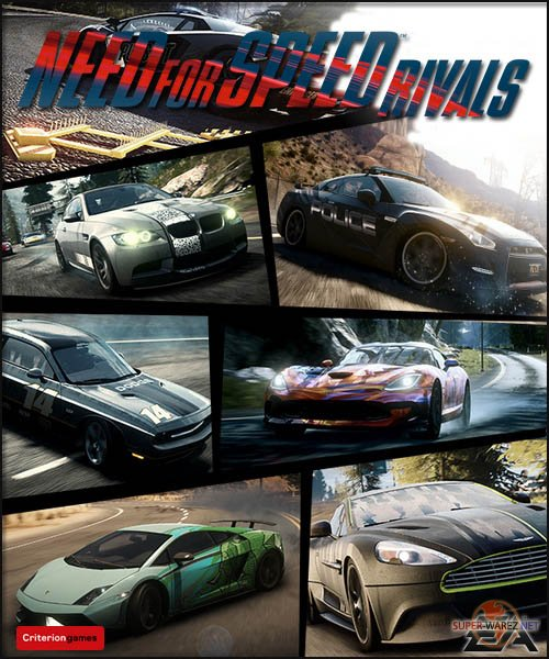 Need For Speed Rivals. Digital Deluxe Edition (2013/RUS/ENG/RePack by Decepticon)