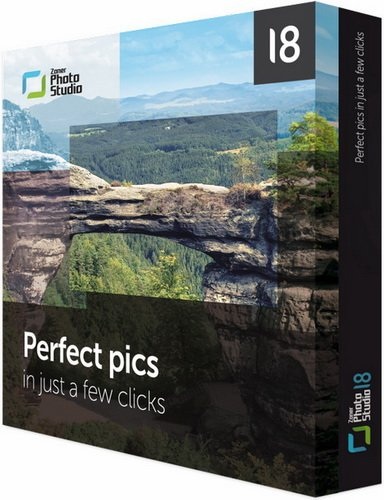 Zoner Photo Studio Pro 18.0.1.10 RePack by KpoJIuK