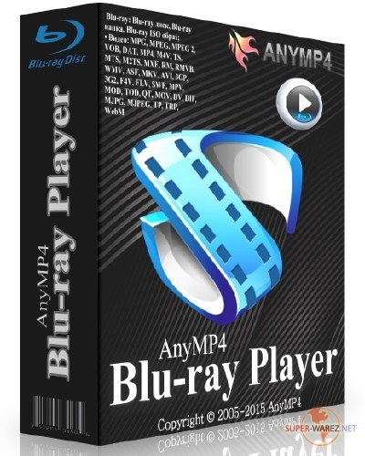 AnyMP4 Blu-ray Player 6.2.16 + Rus