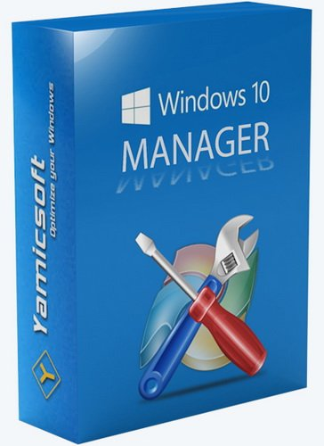 Windows 10 Manager 2.0.4 Final RePack/Portable by D!akov (ML/RUS)