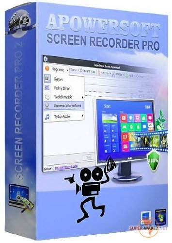 Apowersoft Screen Recorder Pro 2.1.8 (Build 01/13/2017) + Rus