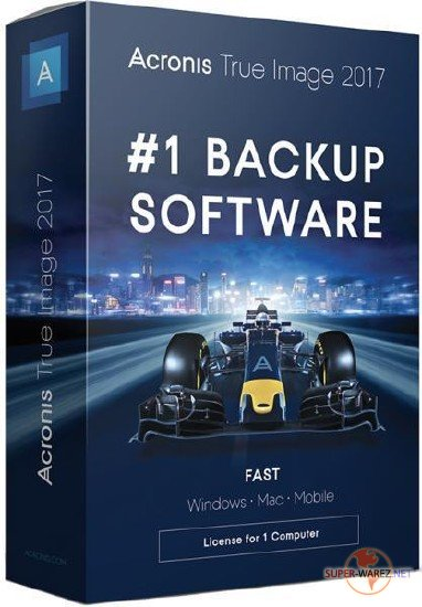 Acronis True Image 2017 21.0.0.6116 New Generation RePack by KpoJIuK