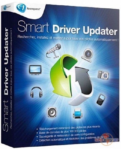 Smart Driver Updater 4.0.5 Build 4.0.0.1866 + Portable