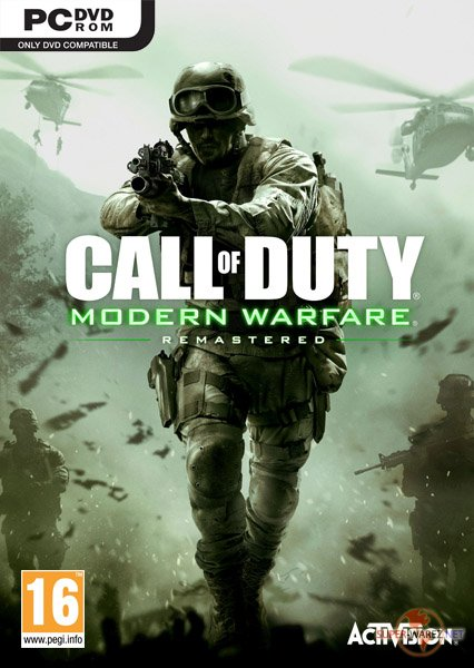 Call of Duty: Modern Warfare Remastered (2016/RUS/ENG/RePack)