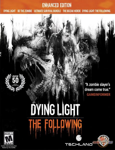 Dying Light: The Following - Enhanced Edition (2016/RUS/ENG/MULTi10/GOG)