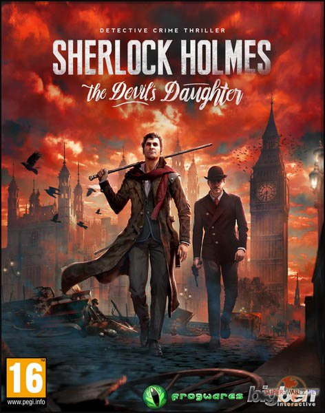 Sherlock Holmes: The Devil's Daughter (2016/RUS/ENG/License)