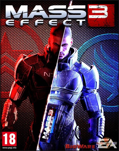 Mass Effect 3 - Digital Deluxe Edition (2012/RUS/ENG/Multi/RePack)