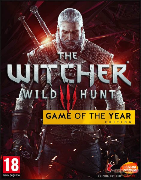 Ведьмак 3: Дикая Охота / The Witcher 3: Wild Hunt - GOTY (2016/RUS/ENG/Repack by xatab)