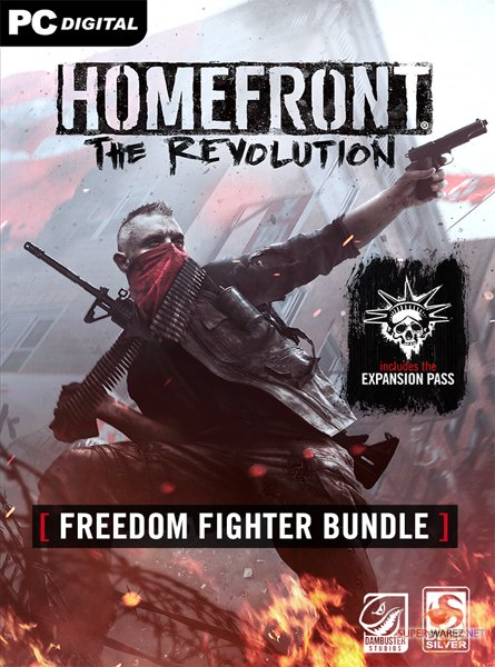 Homefront: The Revolution - Freedom Fighter Bundle (2016/RUS/ENG/RePack)