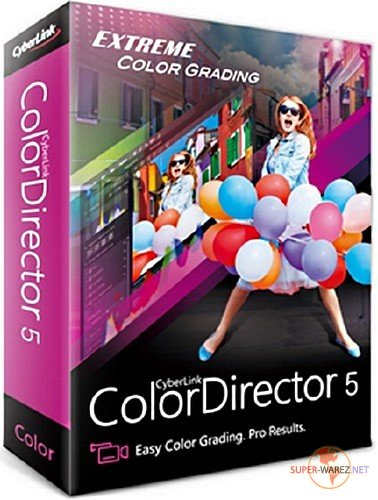 CyberLink ColorDirector Ultra 5.0.6301.0 + Rus
