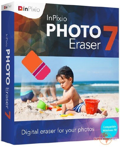 Avanquest InPixio Photo eRaser 7.2.6278 DC 20.03.2017