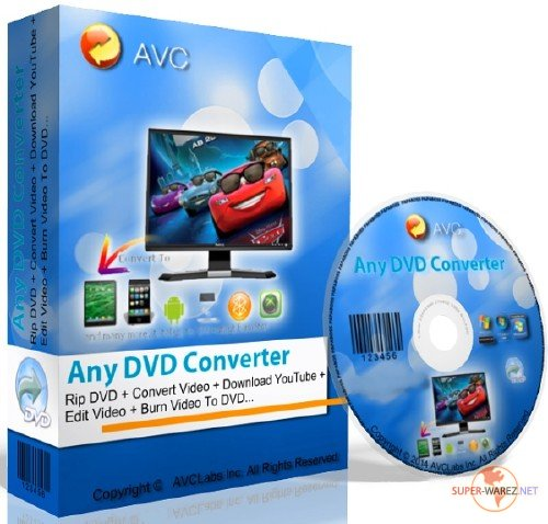 Any DVD Converter Professional 6.1.0