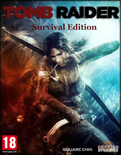 Tomb Raider. Survival Edition (2013/RUS/ENG/RePack)