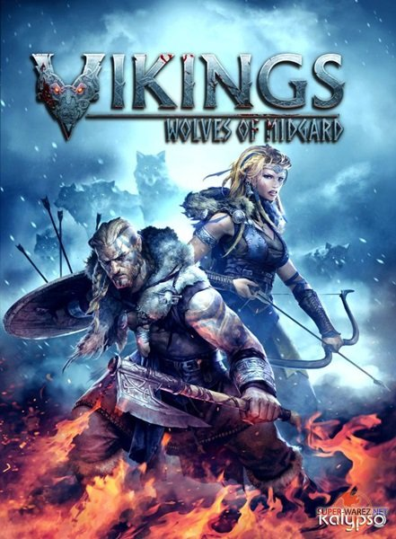 Vikings - Wolves of Midgard (2017/RUS/ENG/RePack от qoob)