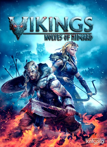 Vikings - Wolves of Midgard (2017/RUS/ENG/MULTI8/RePack)