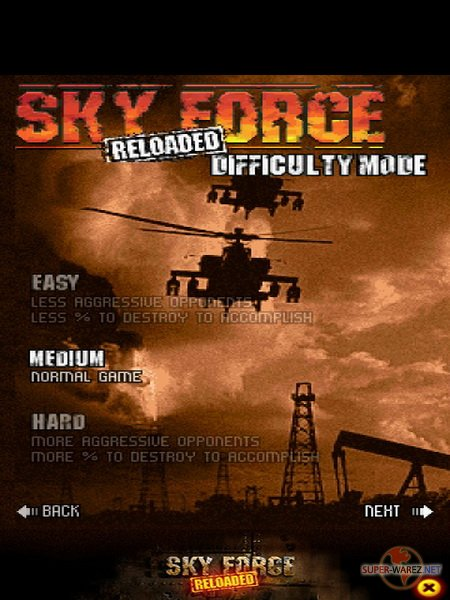 Sky Force Reloaded 1.81 [Android]