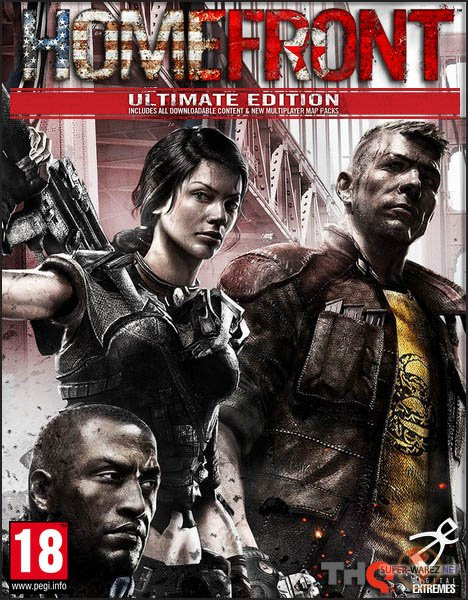 Homefront. Ultimate Edition (2011/RUS/ENG/RePack by R.G. Механики)