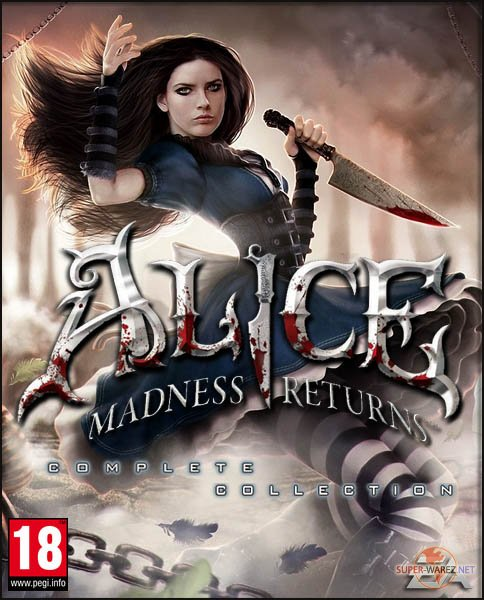 Alice: Madness Returns - The Complete Collection (2011/RUS/ENG/RePack)