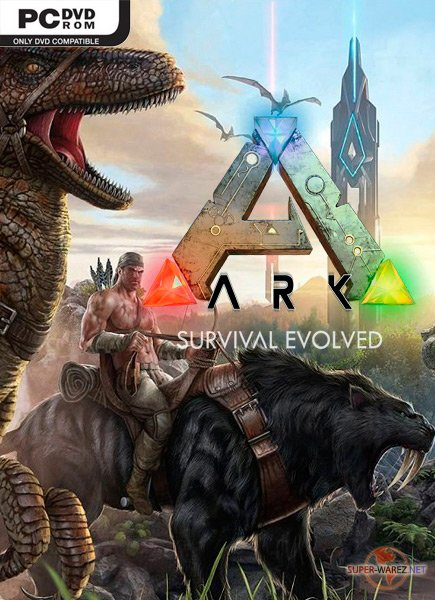 ARK: Survival Evolved (2015/ENG/RUS/MULTi21)