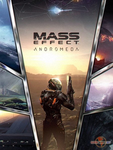 Mass Effect: Andromeda - Super Deluxe Edition (2017/RUS/ENG/RePack)