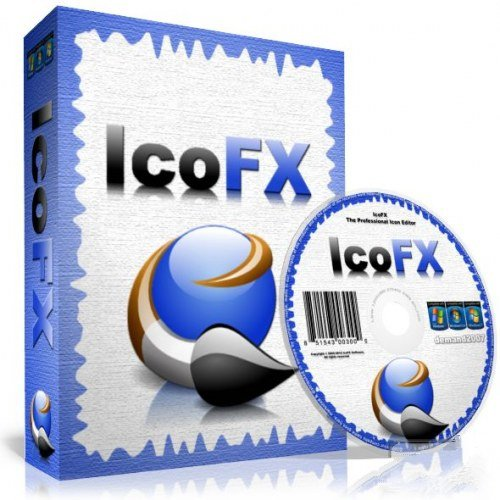 IcoFX 3.0.1 Final RePack/Portable by D!akov