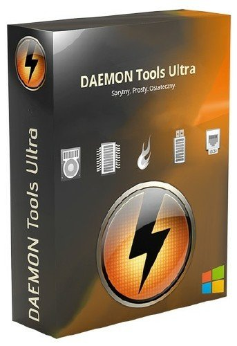 DAEMON Tools Ultra 5.1.0.0585 (Ml/Rus)