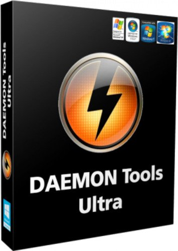 DAEMON Tools Ultra 5.1.0.0585 RePack by D!akov