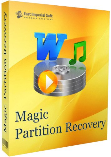 Magic Partition Recovery 2.6 RePack & Portable by 9649