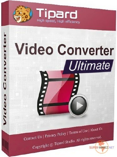 Tipard Video Converter Ultimate 9.2.10 + Rus