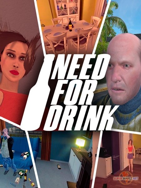 Need For Drink (2017/RUS/ENG/MULTi18/RePack от R.G. Механики)
