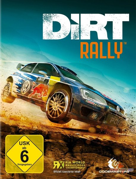 DiRT Rally (2015/ENG/MULTi5/RELOADED/RePack)