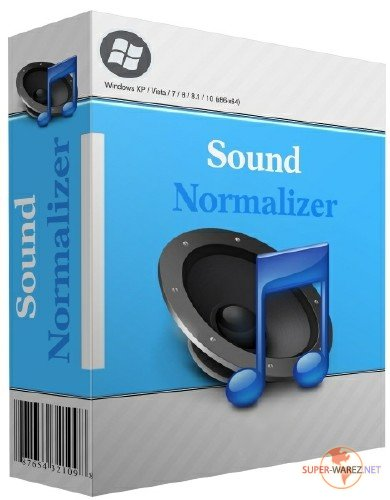 Sound Normalizer 7.9 Final