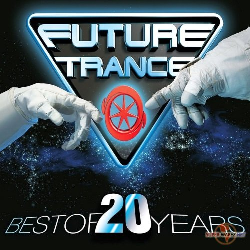 Future Trance - Best Of 20 Years. 4CD (2017) MP3