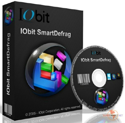 IObit Smart Defrag Pro 5.5.1.1056 Final