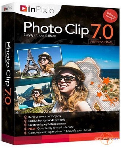 Avanquest InPixio Photo Clip Professional 7.6.0