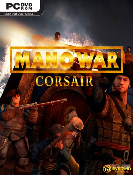 Man O' War: Corsair - Warhammer Naval Battles (2017/ENG/MULTi5)