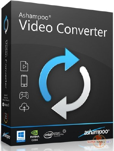 Ashampoo Video Converter 1.0.0.44 DC 18.04.2017