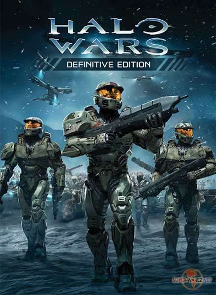 Halo Wars: Definitive Edition (2017/RUS/ENG/MULTi12)