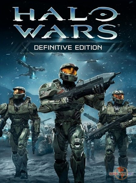 Halo Wars: Definitive Edition (2017/RUS/ENG/MULTi12/RePack от qoob)