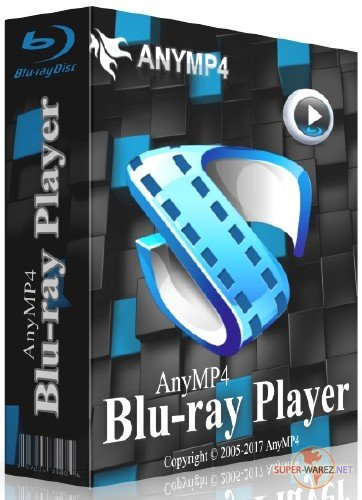 AnyMP4 Blu-ray Player 6.2.22 + Rus